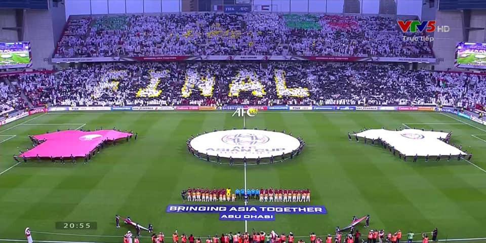 Đội tuyển thua nhục nhã, CĐV nước chủ nhà UAE còn để lại hình ảnh vô cùng xấu xí-9