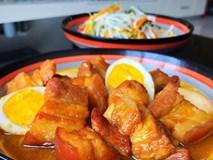 Thịt kho trứng đậm đà thơm ngon không thể thiếu trong ngày Tết miền Nam