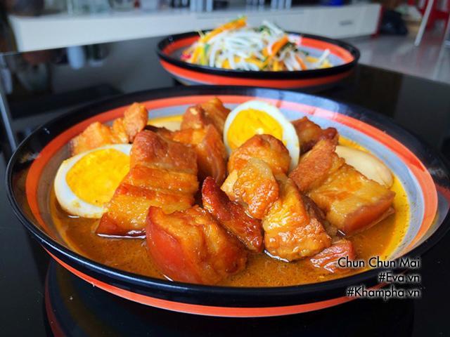 Thịt kho trứng đậm đà thơm ngon không thể thiếu trong ngày Tết miền Nam-6