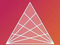 Bài toán đếm hình tam giác thách thức người giải