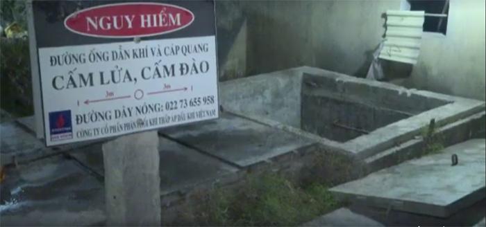 Ngạt khí gas, 3 người tử nạn ở Thái Bình-1