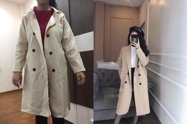 Xinh như vợ hoa khôi của Quế Ngọc Hải cũng bị hại khi mua hàng online, tưởng có áo khoác đẹp diện Tết ai ngờ...-1