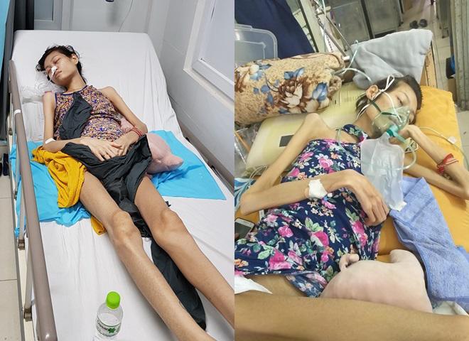 Người mẫu Kim Anh qua đời vì ung thư buồng trứng, hình ảnh cuối đời khiến ai cũng bật khóc-2