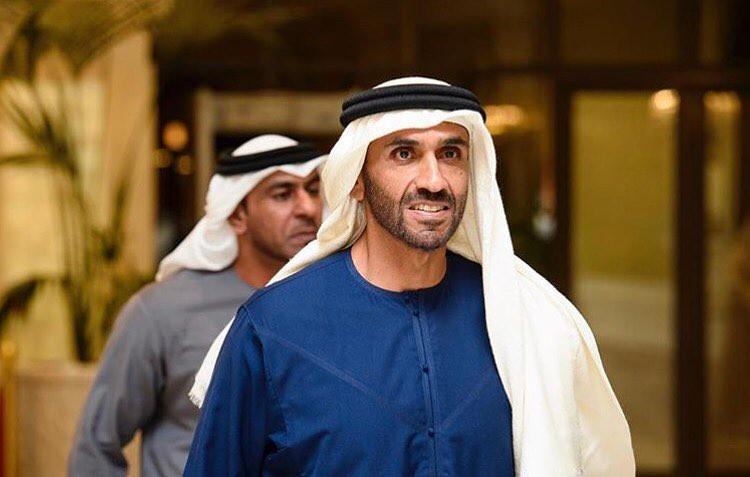 Hoàng tử UAE bao trọn khán đài ngăn CĐV Qatar cổ vũ bán kết Asian Cup là ai?-5