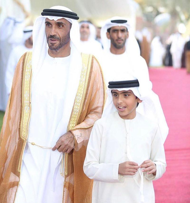 Hoàng tử UAE bao trọn khán đài ngăn CĐV Qatar cổ vũ bán kết Asian Cup là ai?-6