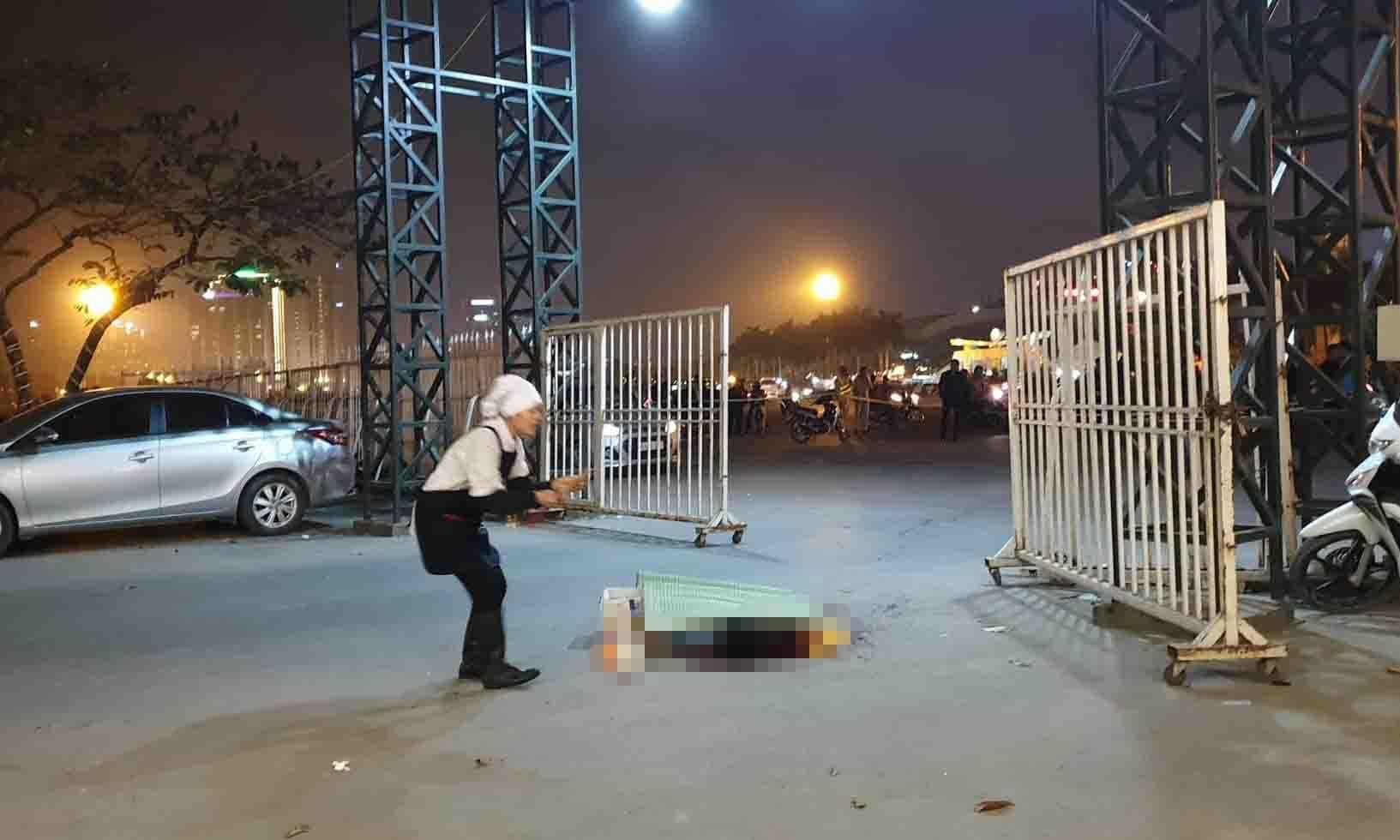 Tài xế taxi nghi bị cứa cổ đã phát tin cầu cứu trước khi chết-1