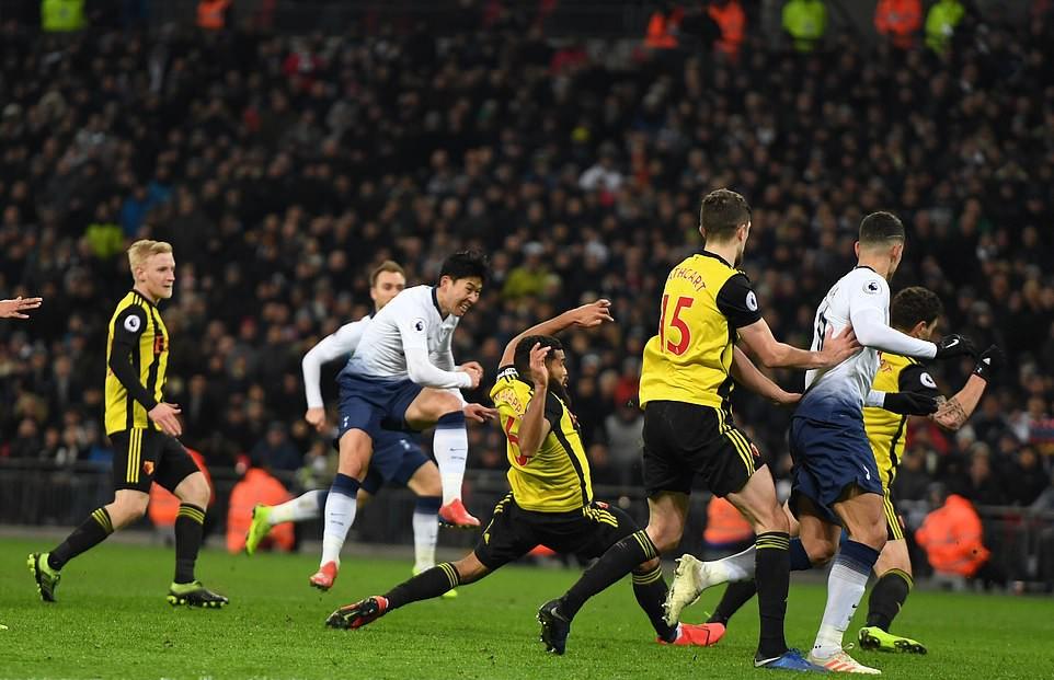 Chelsea thảm bại khó tin, sao Hàn Quốc gây thất vọng ở Asian Cup tỏa sáng giúp Spurs ngược dòng ấn tượng-11