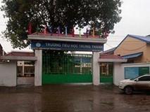 Thông tin mới nhất vụ cô giáo bị tố bắt học sinh tự tát 50 cái ở Thái Nguyên