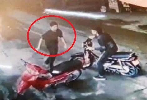 Công bố đặc điểm nhận dạng nghi phạm cứa cổ tài xế taxi tại Mỹ Đình-1