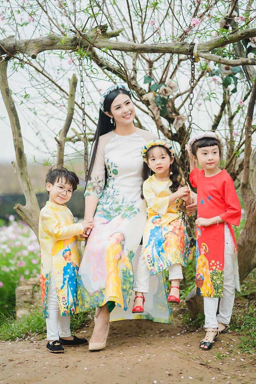 Ngọc Hân chia sẻ về việc bị họ hàng giục lấy chồng trong những ngày Tết-8