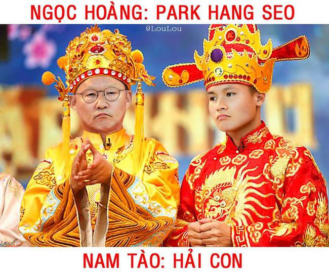 Sẽ ra sao nếu dàn trai đẹp tuyển Việt Nam đi casting Táo quân, nhìn vai Công Phượng được nhận không nhịn nổi cười-1
