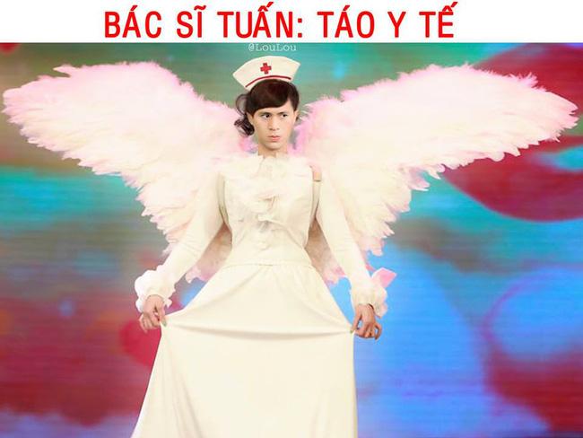 Sẽ ra sao nếu dàn trai đẹp tuyển Việt Nam đi casting Táo quân, nhìn vai Công Phượng được nhận không nhịn nổi cười-2