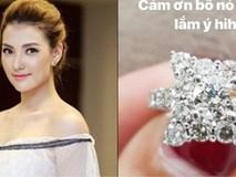 Khoe nhẫn kim cương nửa tỷ đồng cùng chia sẻ ẩn ý, Hồng Quế khiến khán giả xôn xao đồn đoán đã quay lại với bố của con gái