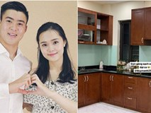 Duy Mạnh xác nhận có nhà riêng, Quỳnh Anh lo chuyện bếp núc gọn gàng như vợ đảm