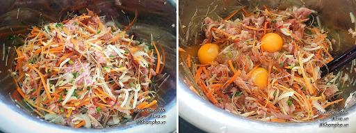 Cách làm nem rán ngon giòn rụm cho mâm cơm truyền thống tròn vị-3