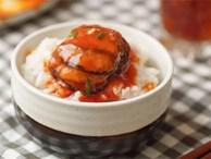 Cà tím kẹp thịt hình đèn lồng sốt cà chua đỏ tươi mang may mắn cho năm mới