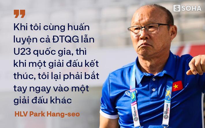 Muốn HLV Park Hang-seo gắn bó, đã đến lúc VFF phải hành động xứng tầm-1