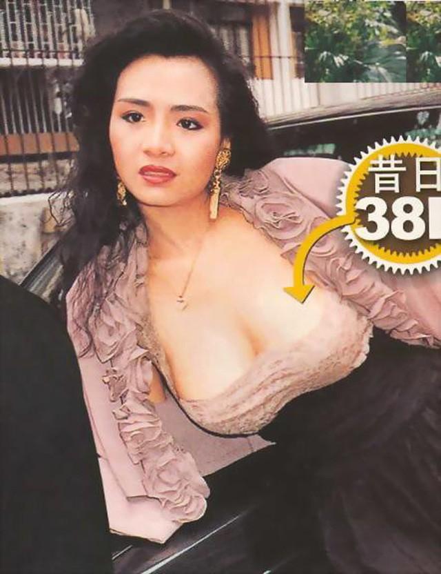 Nữ thần phim 18+ là người tình bốc lửa nhất của Châu Tinh Trì, về già sống cô độc, tay trắng-1