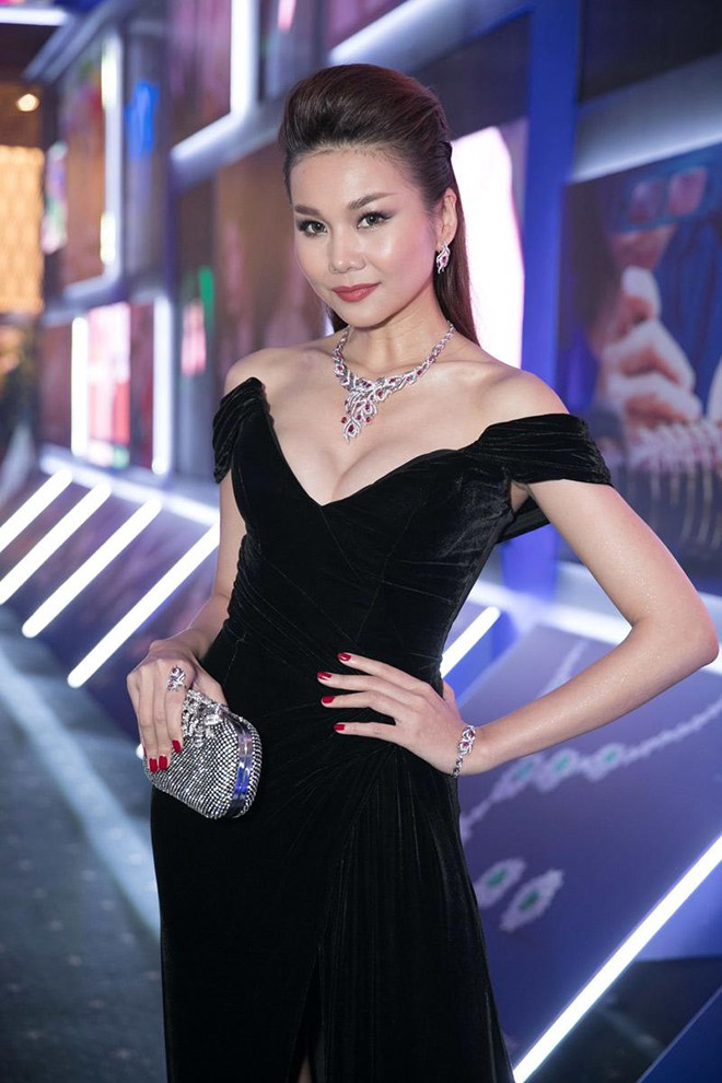 Ngắm mặt mộc không son phấn của dàn Hoa hậu Việt tuổi Hợi-3