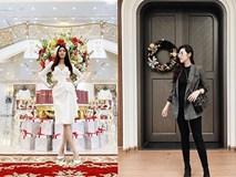 Làm dâu nhà giàu, Lan Khuê và Á hậu Tú Anh đón Tết hoành tráng, xa hoa thế nào?