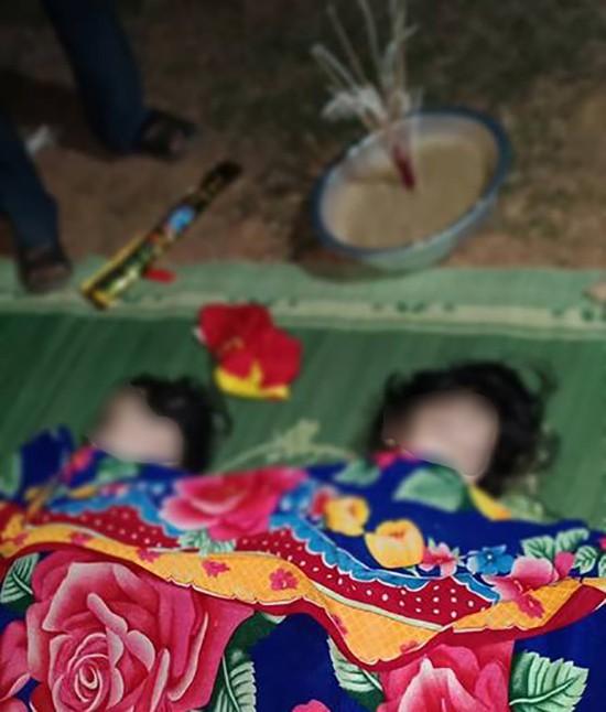 Nghệ An: 2 chị em ruột đuối nước khi chơi ở đập ngày giáp Tết-1