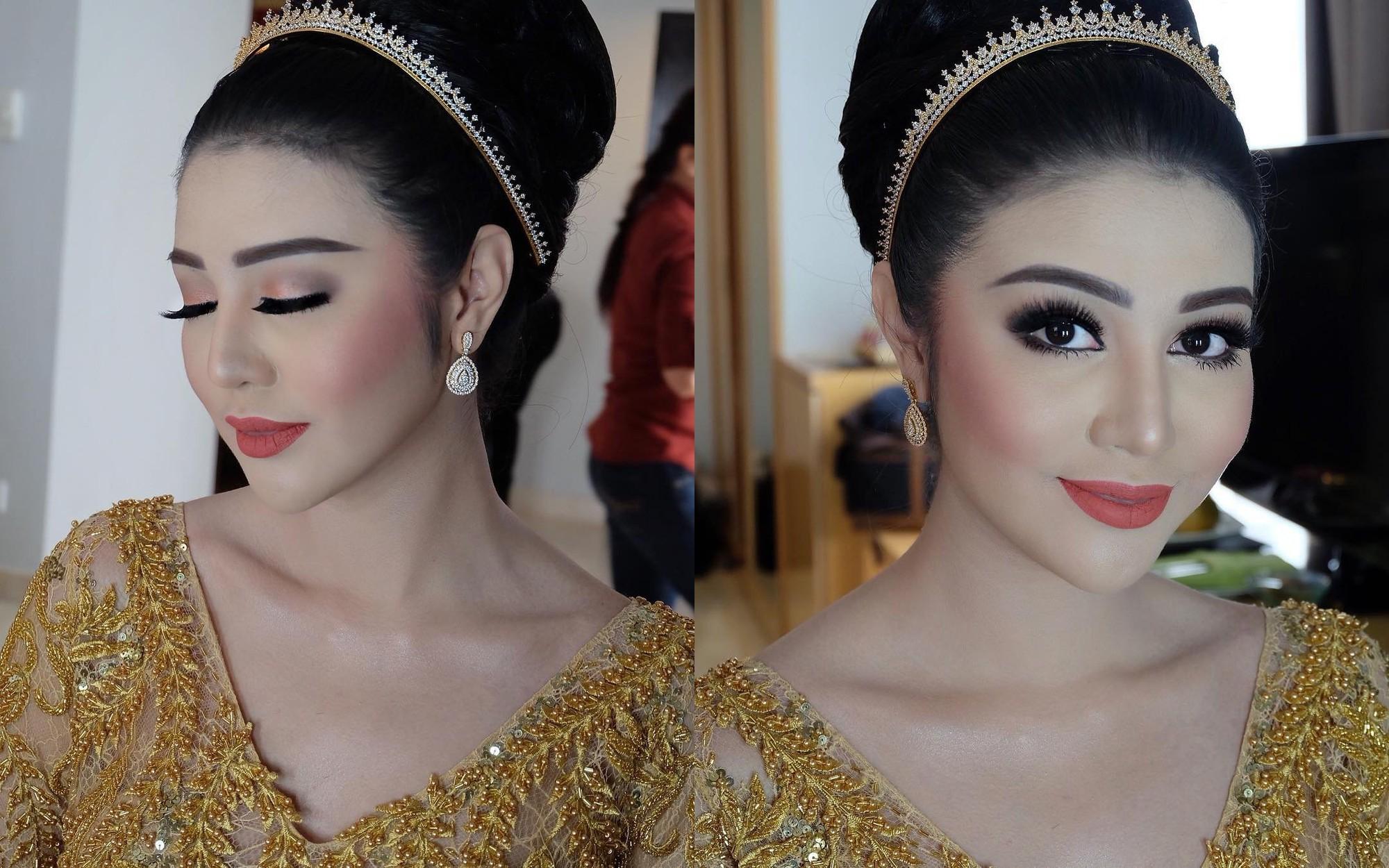 Hoa hậu đẹp nhất thế giới năm 2016 lộng lẫy hút hồn trong đám cưới với con trai cựu thống đốc-4