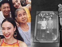 Angela Phương Trinh kể chuyện xúc động về bà ngoại: Bán xôi nuôi con cháu từ 18 đến nay 81 tuổi