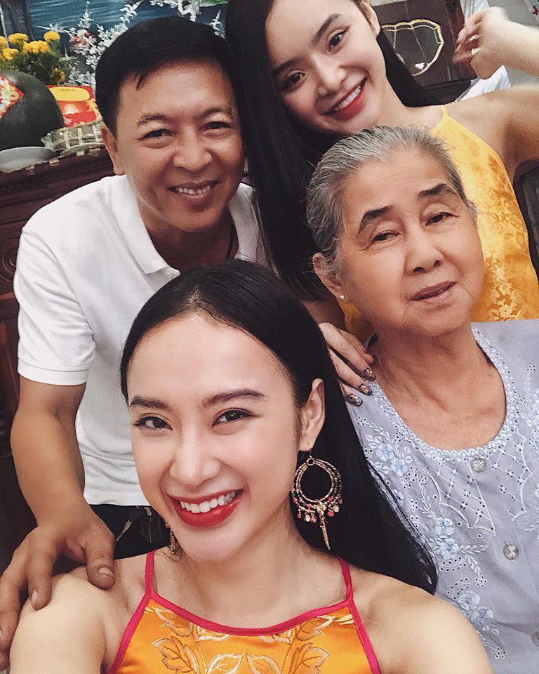 Angela Phương Trinh kể chuyện xúc động về bà ngoại: Bán xôi nuôi con cháu từ 18 đến nay 81 tuổi-3