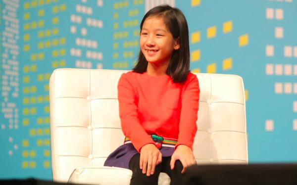 Chân dung cô bé 12 tuổi là CEO một công ty công nghệ khiến cả thung lũng Silicon phải ngưỡng mộ-1