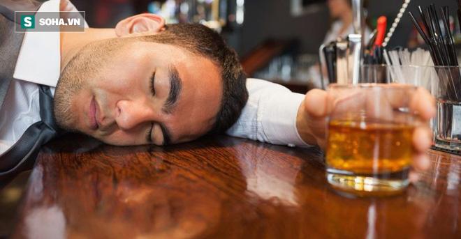 Cách cắt cơn say, giảm độc tố và triệu chứng khó chịu mỗi khi uống rượu cực nhạy-1