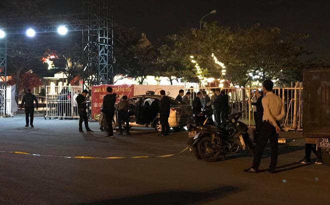 [Nóng] Đã bắt được nghi can cứa cổ tài xế taxi trước sân vận động Mỹ Đình-1