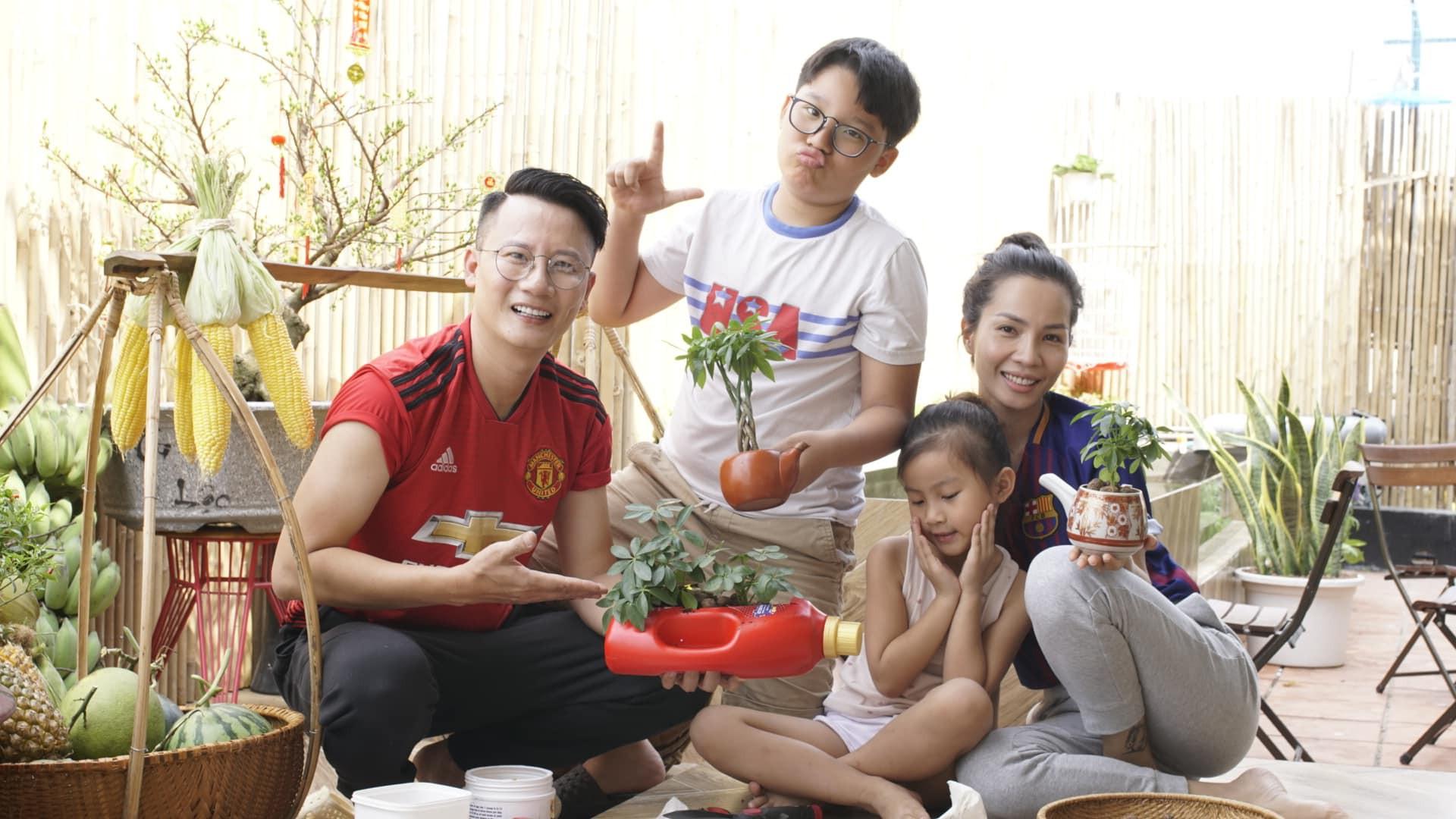 Đây là cách Hoàng Bách kỷ niệm 15 năm ngày yêu đặc biệt nhất với bà xã Thanh Thảo-3