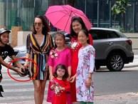 """""""Khoảnh khắc vàng"""": Thanh niên đang thò tay giật túi xách ở trung tâm Sài Gòn thì lọt trọn vào khung hình"""