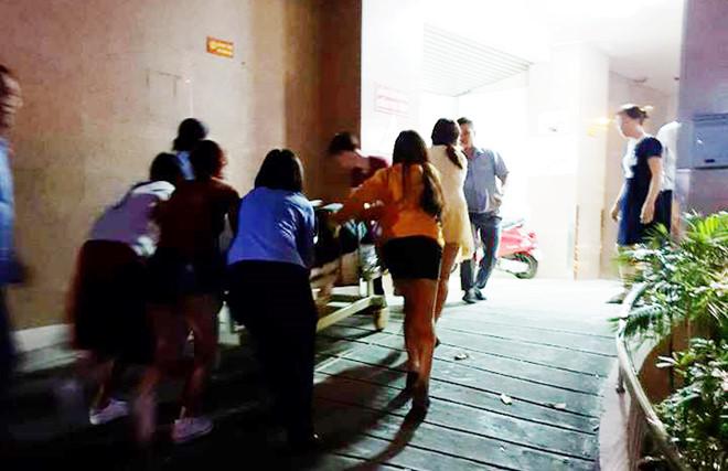 Chuyện cảm động trên chuyến xe buýt ở Sài Gòn tối 29 Tết-2
