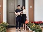 Mùng 1 Tết: Ngợp trời sao diện áo dài, nhưng nổi nhất là vợ chồng Hà Tăng và Lan Khuê với cơ ngơi dát vàng-18