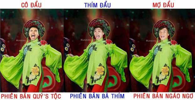 Bộ ảnh chế siêu hài hước khi ĐT Việt Nam hóa thân vào vai Táo quân-3