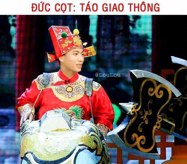 Bộ ảnh chế siêu hài hước khi ĐT Việt Nam hóa thân vào vai Táo quân-8