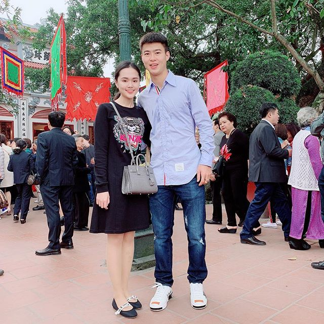 Trang phục Tết của cầu thủ Việt Nam: người cool ngầu, người giản dị-14