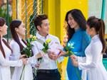 Ngày đầu đưa con tới trường sau Tết, 3 mẹ con Hồng Nhung gặp sự cố xấu hổ-3
