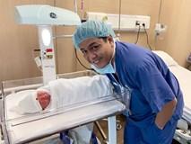 Đức Thịnh - Thanh Thuý hạnh phúc chào đón con trai 4kg đầu năm mới