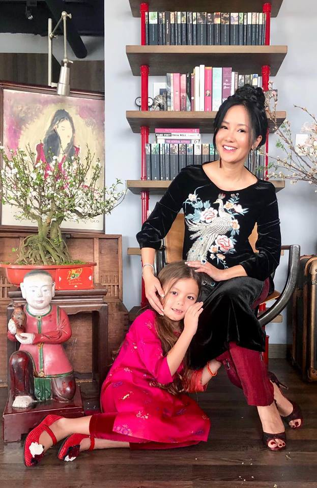 Năm đầu làm mẹ đơn thân, Hồng Nhung nói về Tết viên mãn cùng hai con-3