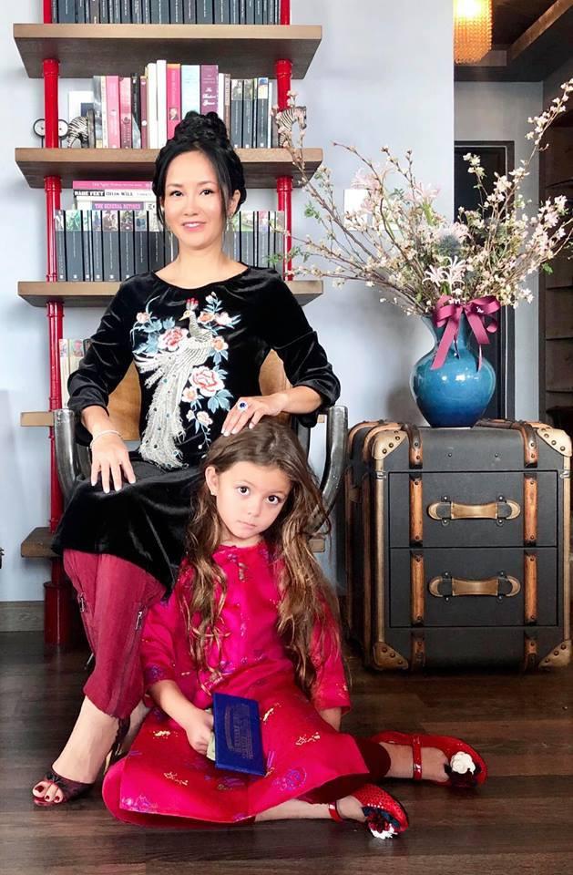 Năm đầu làm mẹ đơn thân, Hồng Nhung nói về Tết viên mãn cùng hai con-4