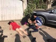 Tai nạn thảm khốc xe khách tông ô tô 7 chỗ, 3 người đi chúc Tết tử vong