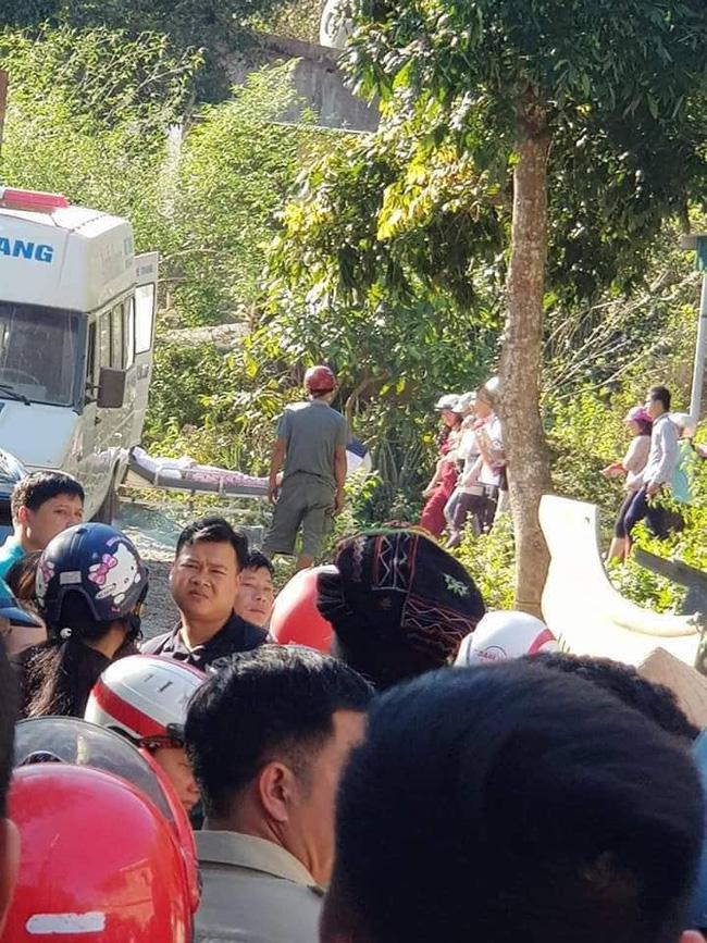 Vụ cô gái ship gà bị sát hại ở Điện Biên: Công an khoanh vùng đối tượng nam đi xe ga trắng-2