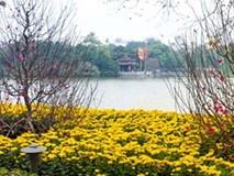 Thời tiết mùng 5 Tết: Không khí gây nóng suy yếu, Hà Nội giảm nhiệt
