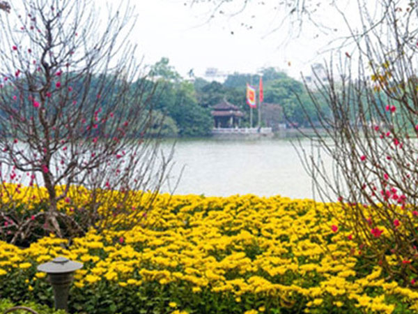 Thời tiết mùng 5 Tết: Không khí gây nóng suy yếu, Hà Nội giảm nhiệt-1