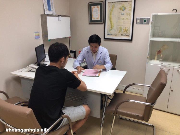 Xuân Trường hoàn tất buổi kiểm tra sức khỏe, chuẩn bị ra mắt Buriram United-1