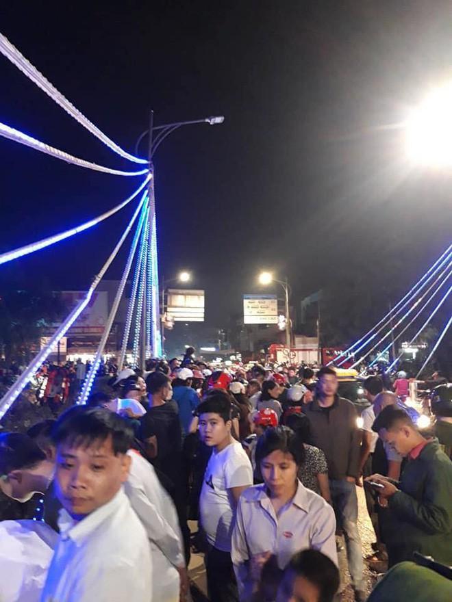 Nữ sinh viên ở Thái Nguyên liên tục đăng status buồn chán trước khi nhảy cầu tự tử đêm mùng 5 Tết-1
