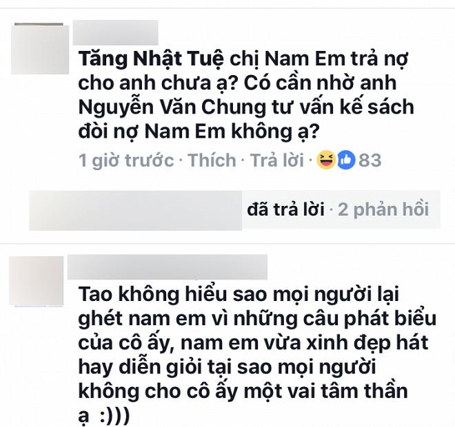 Khoe sở hữu công ty mời vợ chồng Trường Giang đóng quảng cáo và phát ngôn sốc về chuyện nhạy cảm, Nam Em bị phản ứng dữ dội-4