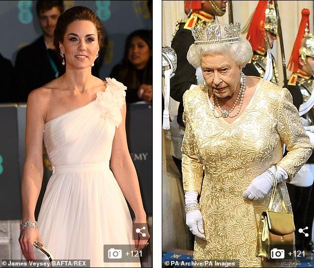 Công nương Kate tỏa sáng như một nữ thần với vẻ đẹp hoàn hảo, tôn vinh mẹ chồng Diana trong sự kiện danh giá-5